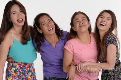 LOOK: Bestfriends forever Wilma, Maricel, Ana Fe and Shiela