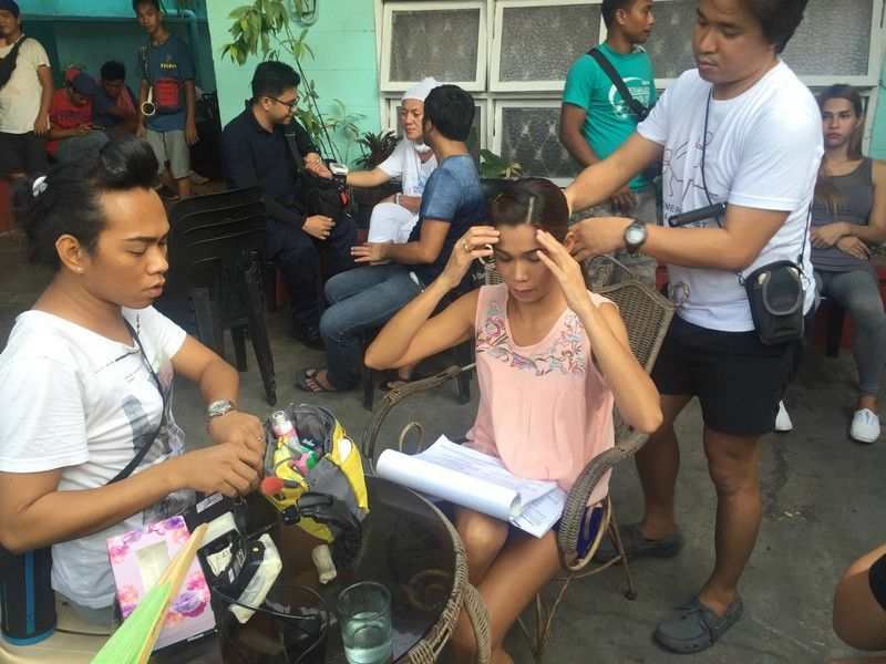 LOOK: What We Will Survive stars do in between takes