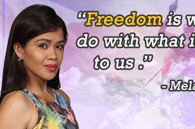 Ang kahulugan ng 'freedom' according to We Will Survive's stars