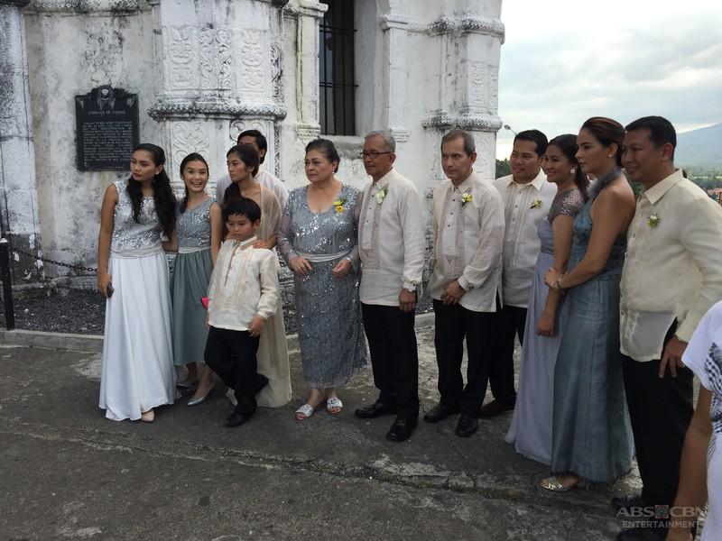 BEHIND-THE-SCENES: Kasalang EdWil at PochEl sa We Will Survive