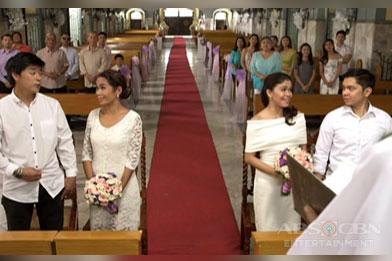 Tuloy na tuloy na ang pinapangarap na double wedding nina Maricel at Wilma Thumbnail